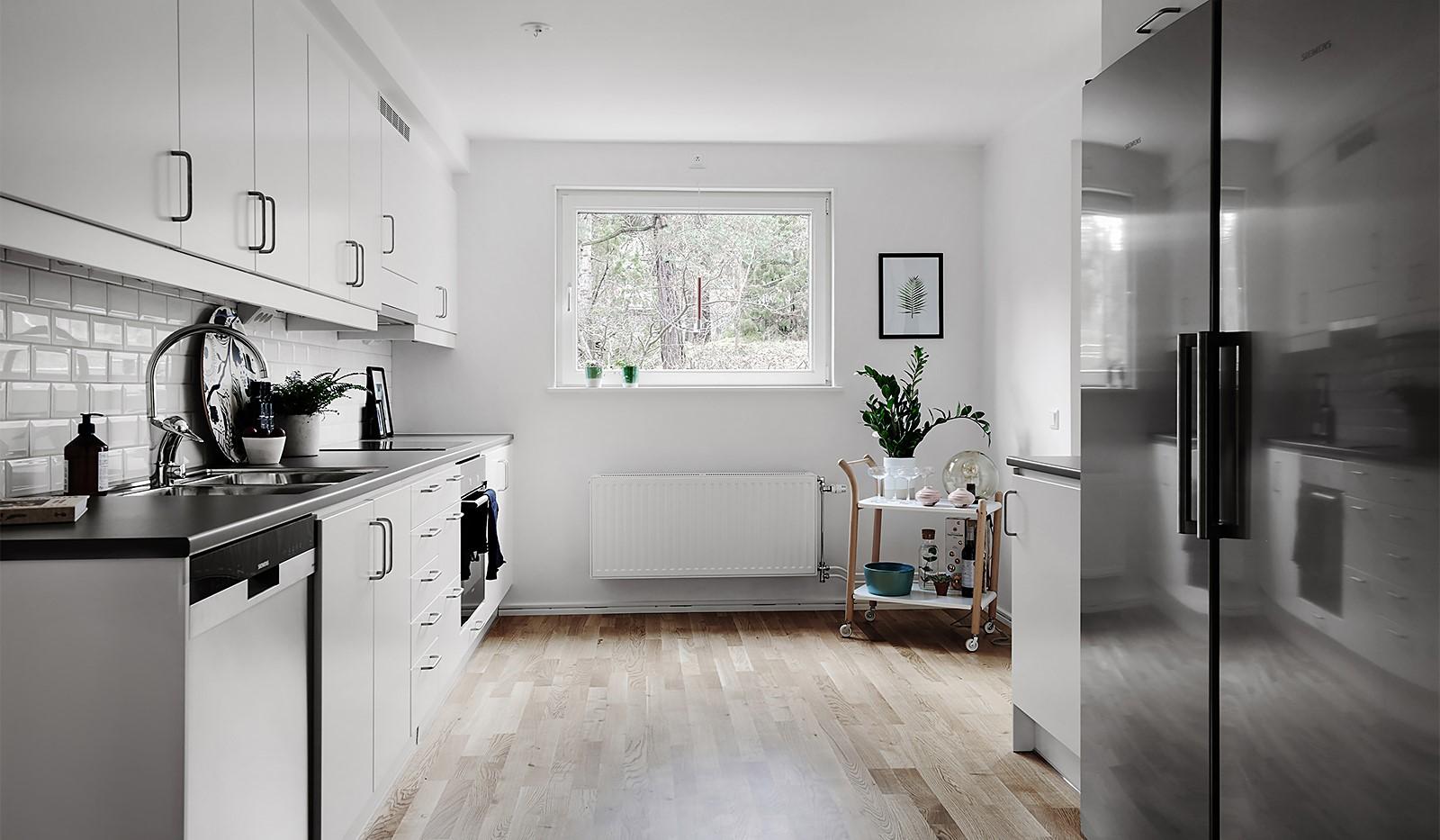 Jenny Nyströms gata 12 - Rymligt kök