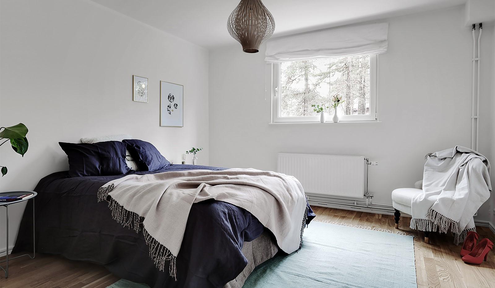 Jenny Nyströms gata 12 - Sovrum 1