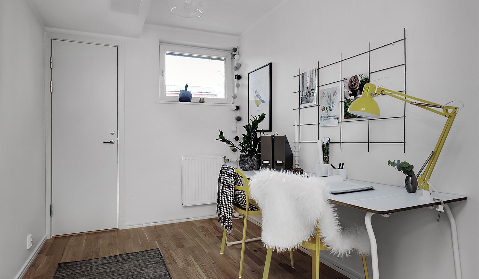 Jenny Nyströms gata 12 - Sovrum 3 / kontor
