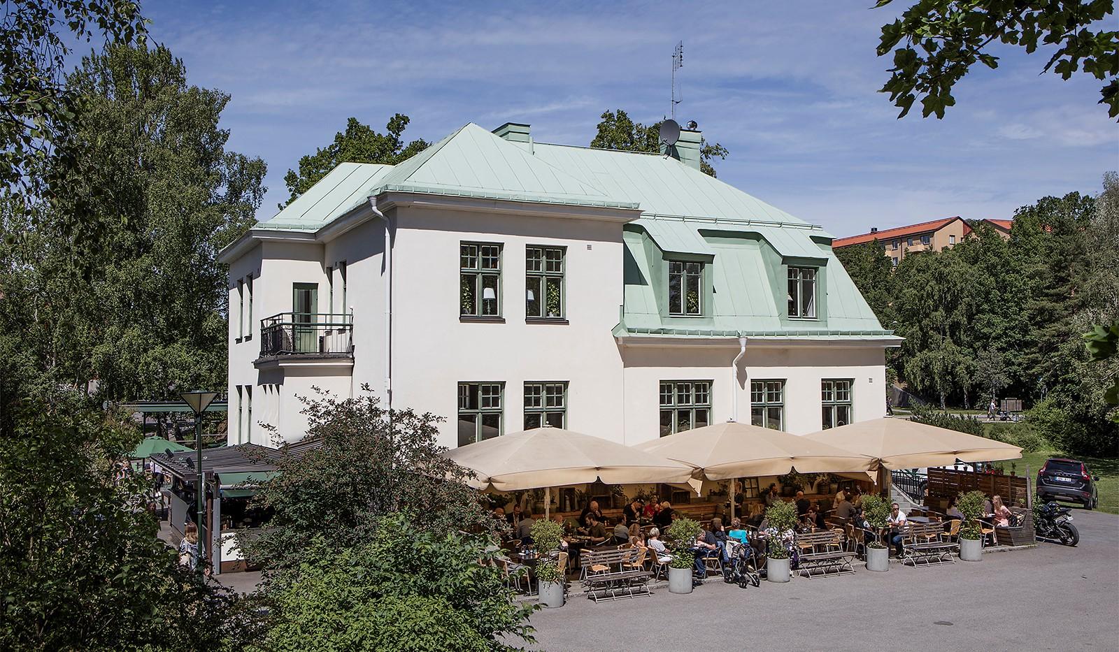 Jenny Nyströms gata 12 - Långbro värdshus