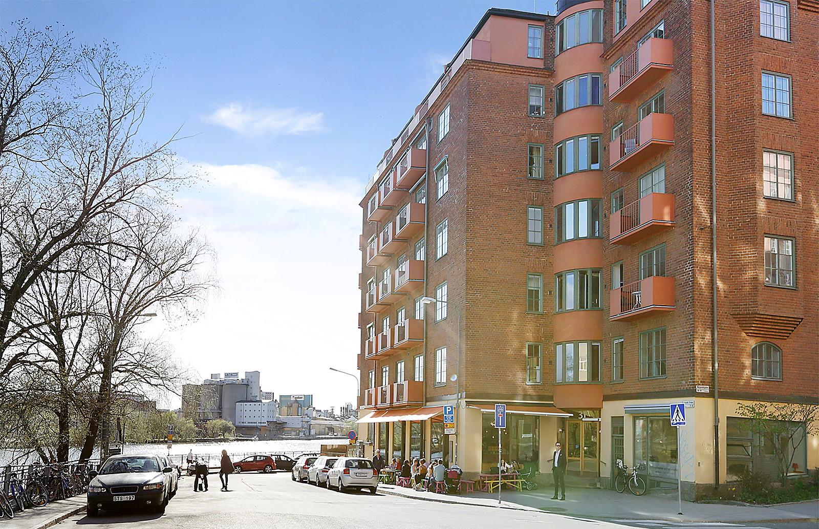 Bergsunds Strand 31, 5 tr, Accepterat pris - Fastigheten