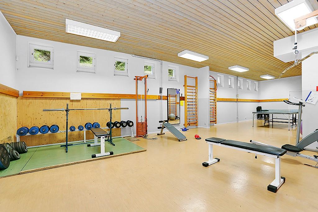 Elgentorpsvägen 21 - Stor träningslokal