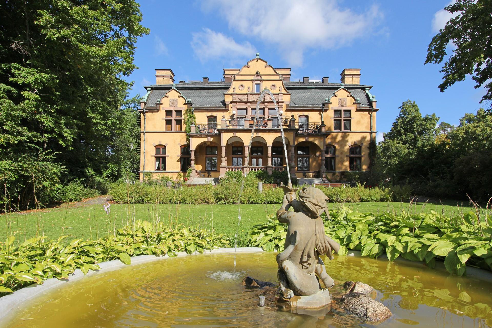Ljunglöfska slottet