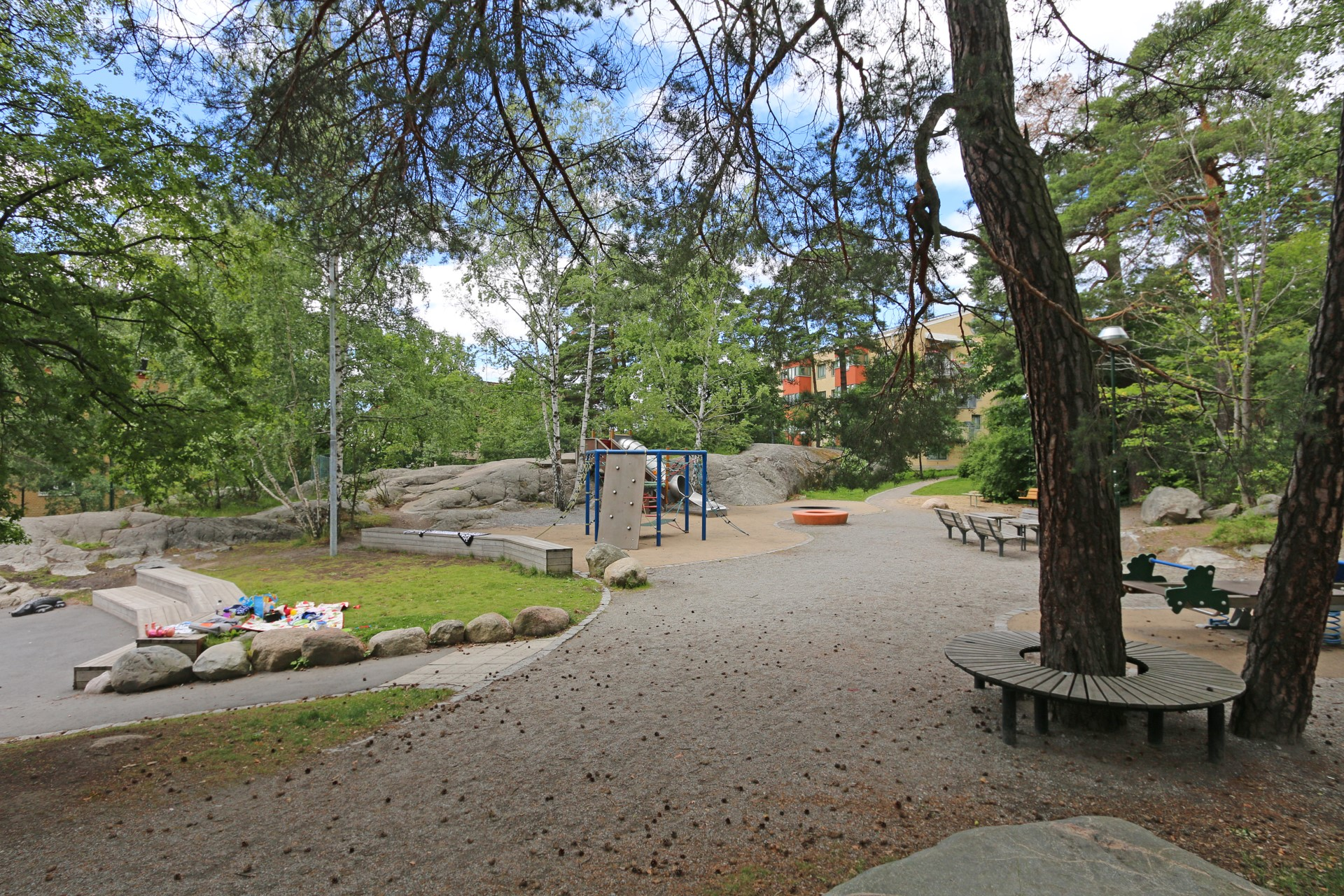 Lekplats Mariehäll