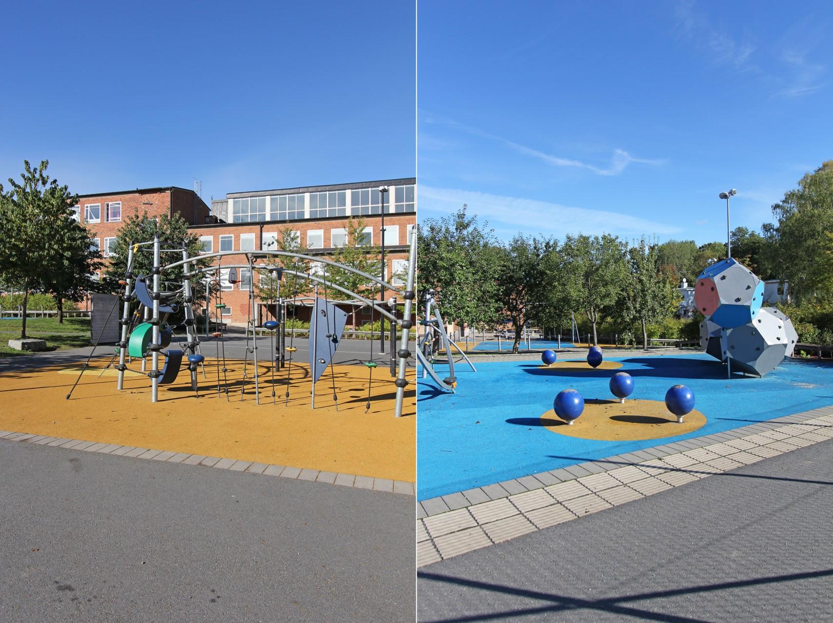 Södra Ängby skolan