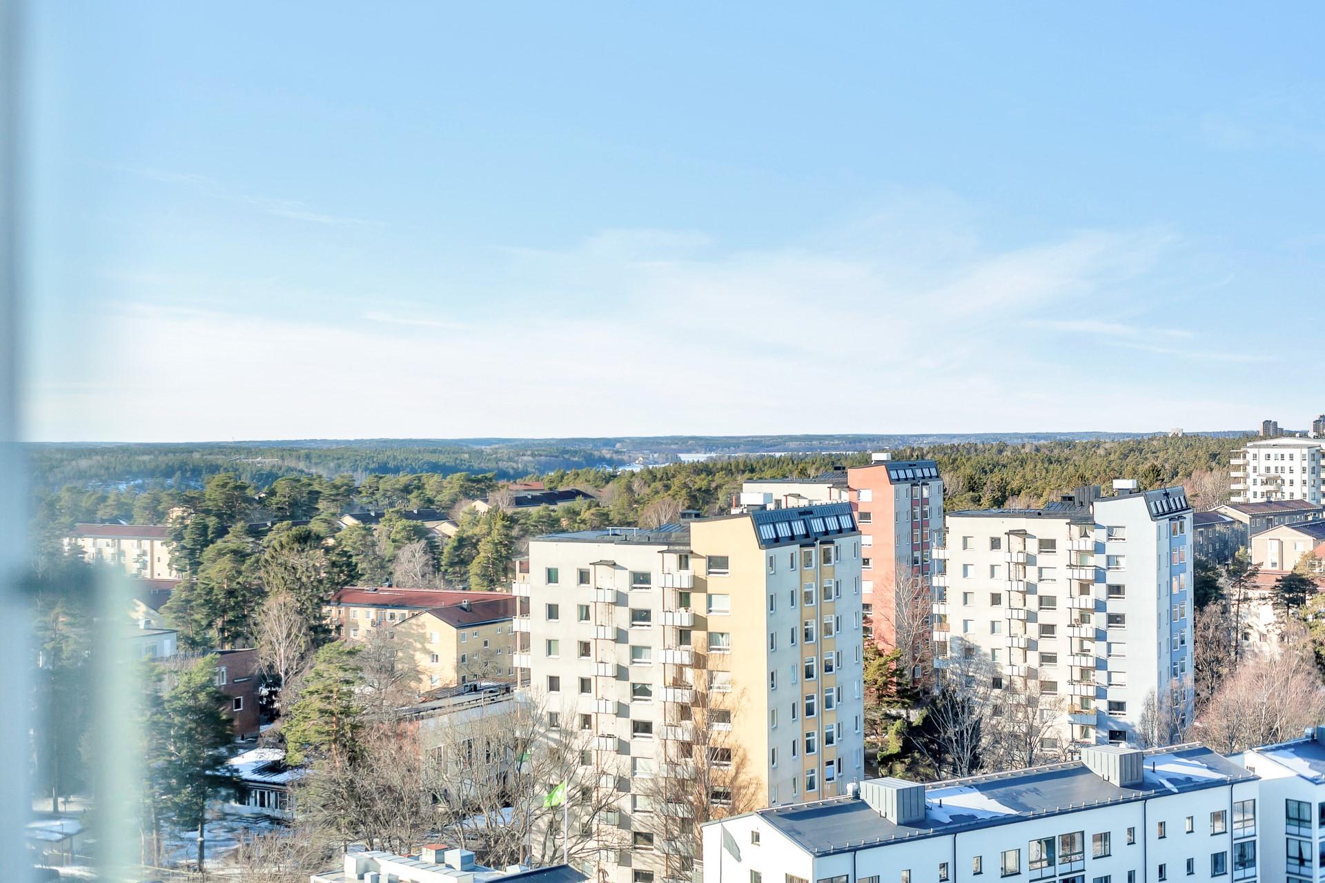 Blackebergsplan 10, våning 11 av 12-27
