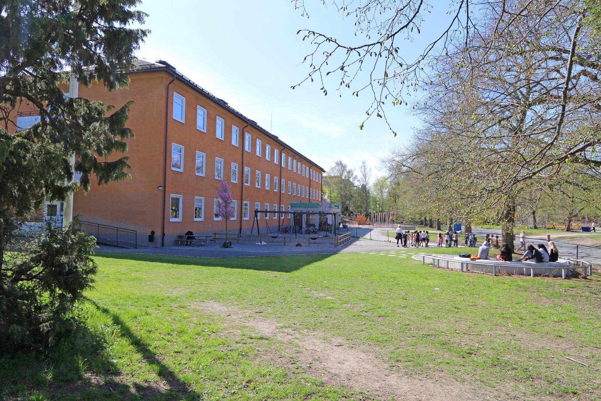 Raoul Wallenbergare skolan