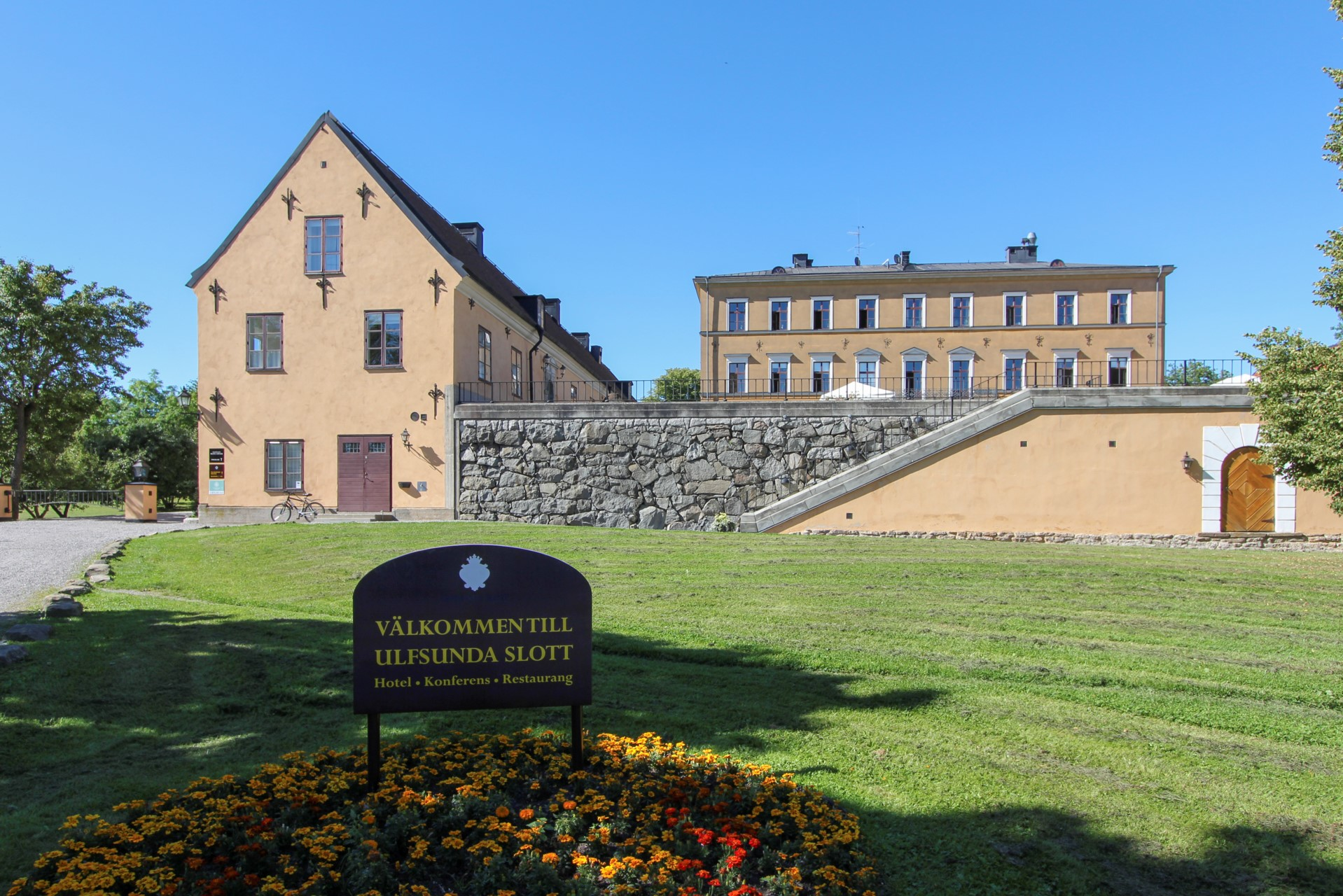 Ulvsunda slottspark