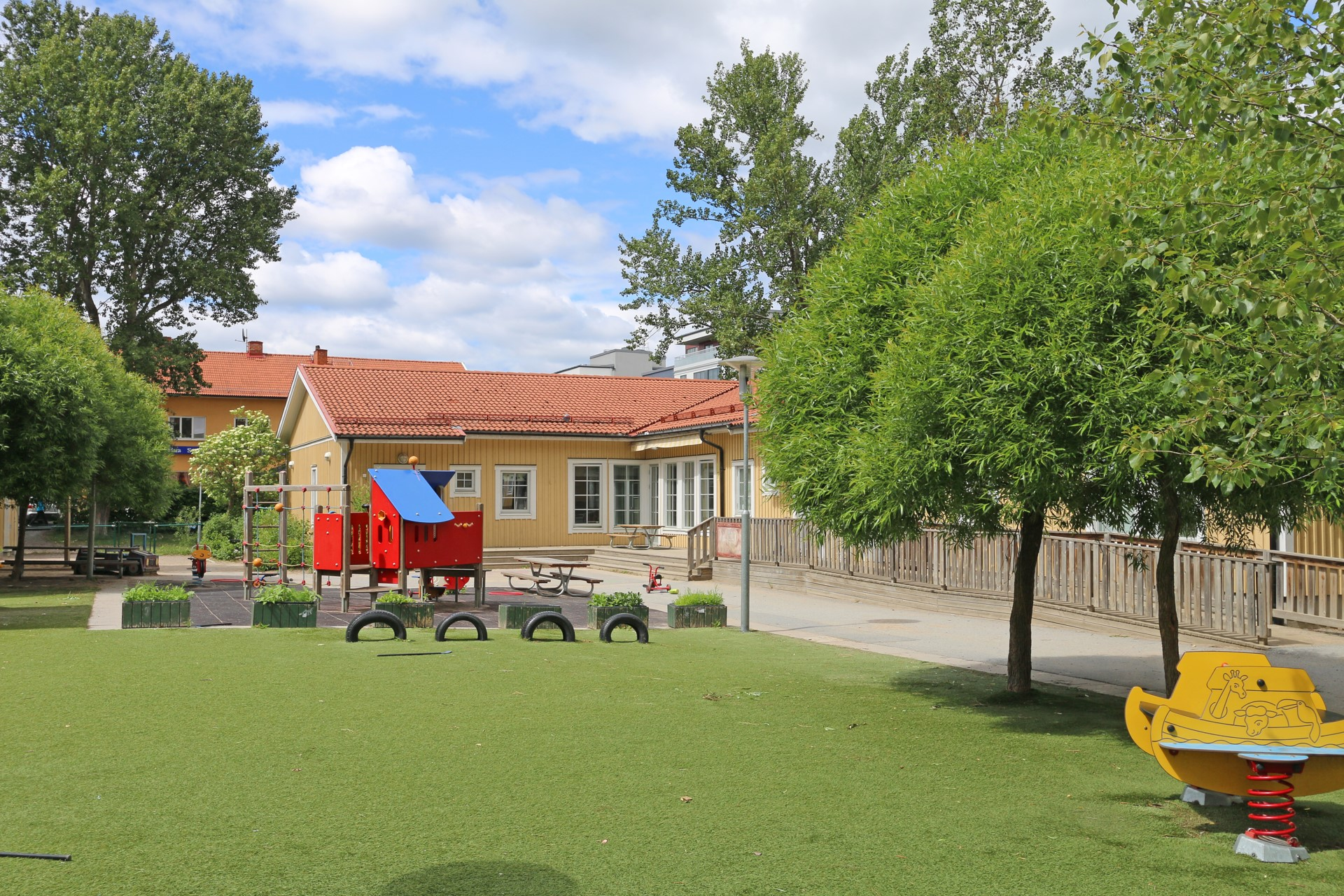 Förskola Solbergsv