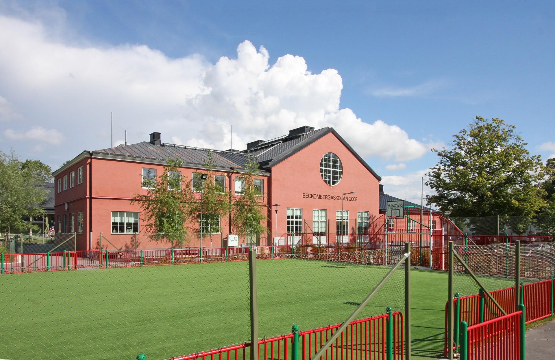 Beckomberga skolan
