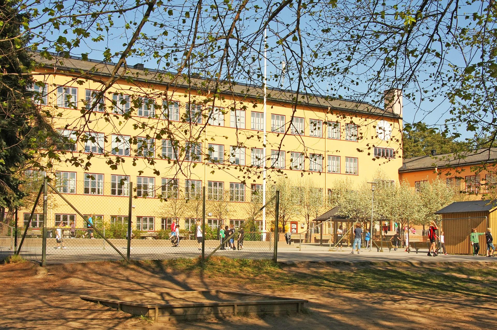 Norra Ängby skolan