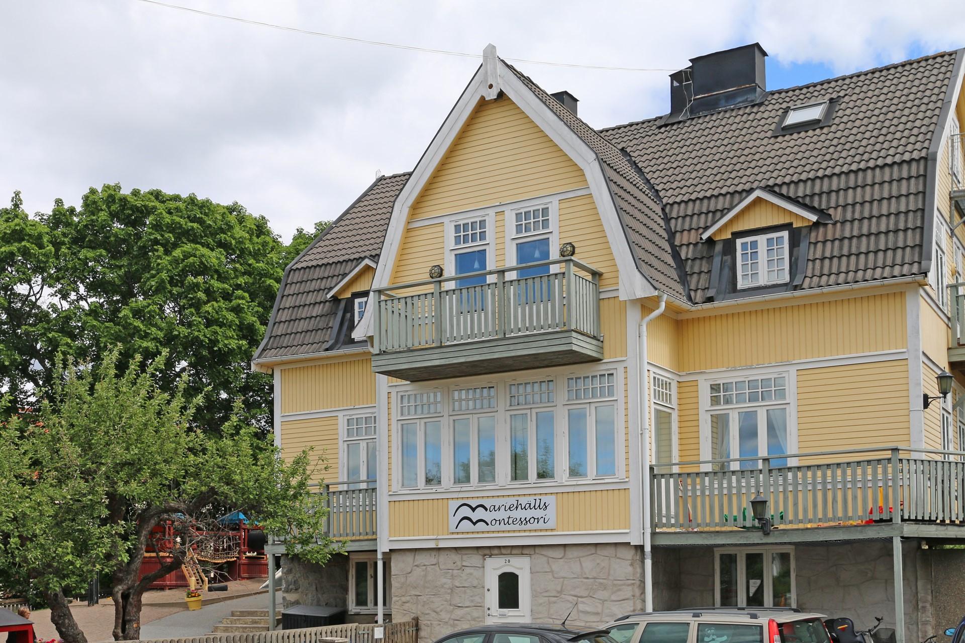 Mariehälls Montessori