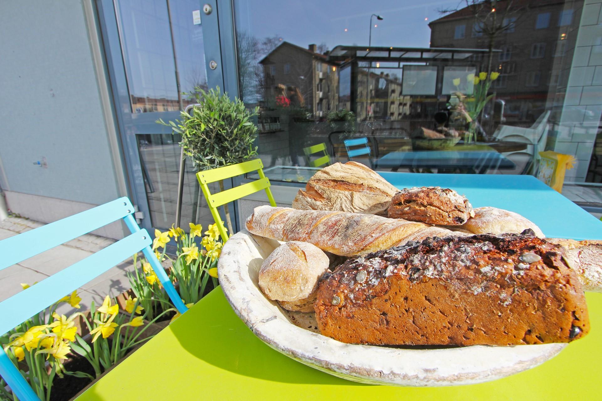 Frukostbrödet eller fikabrödet från Bonne Femme