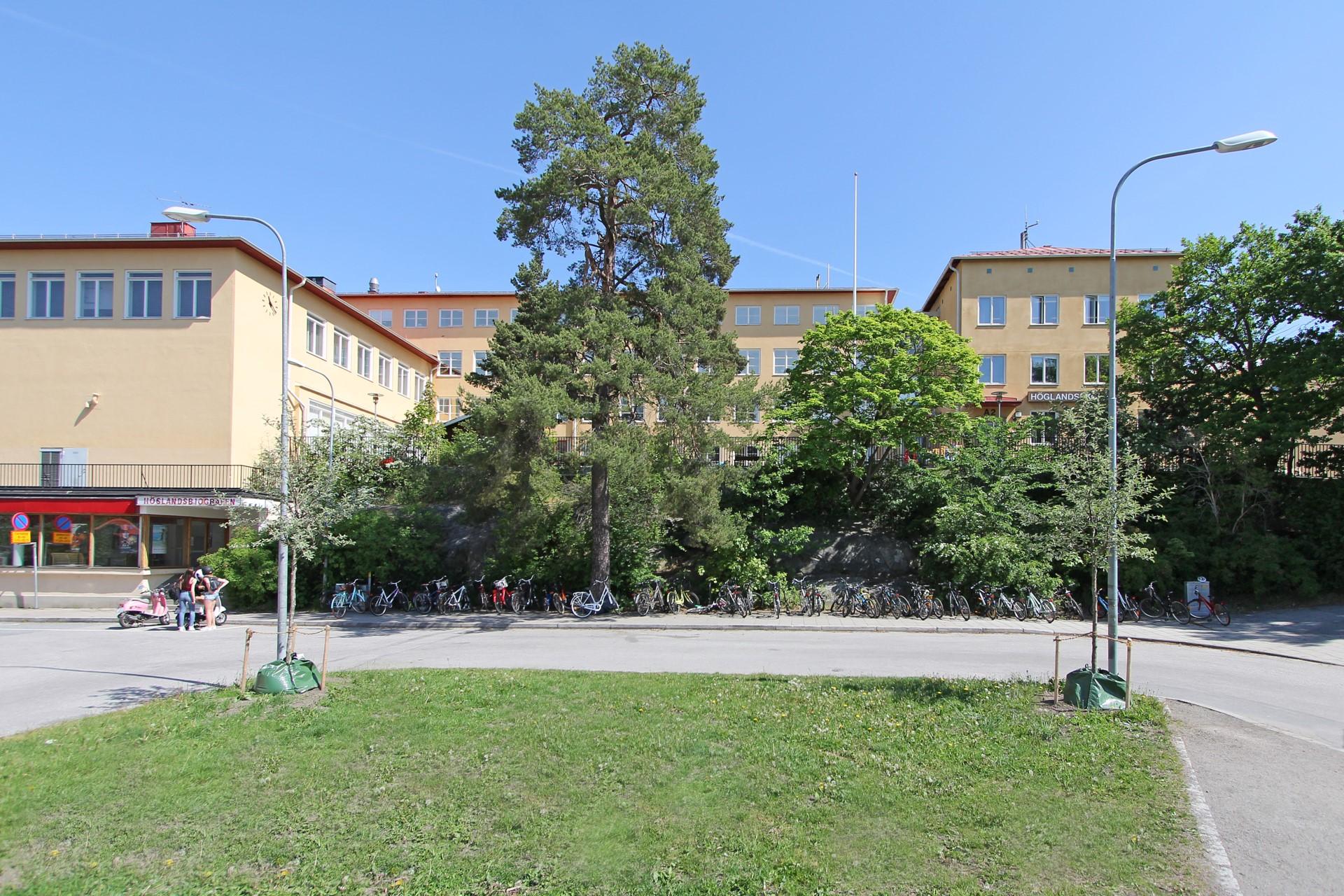 Höglandsskolan