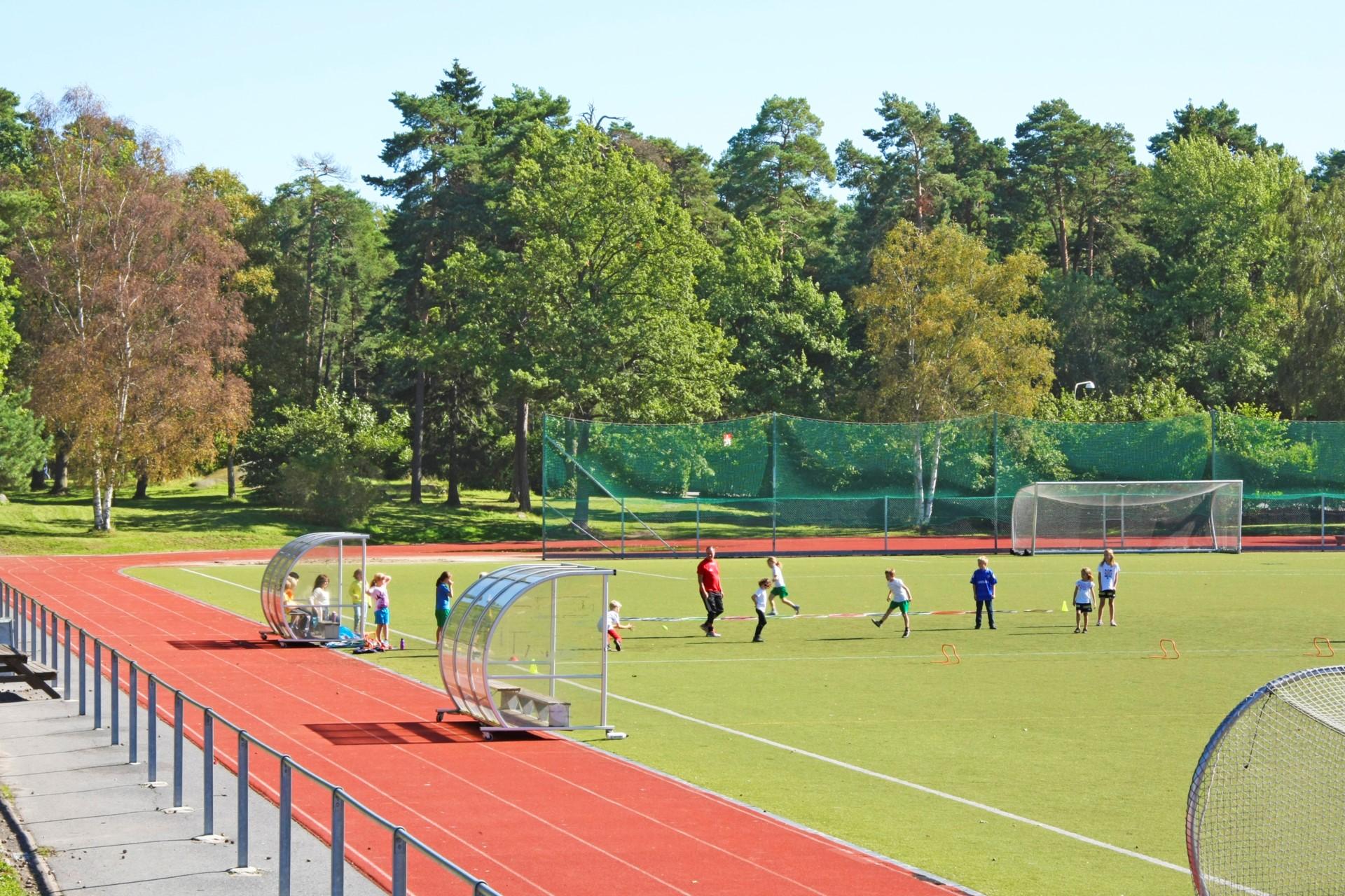 Stora Mossens idrottsplats
