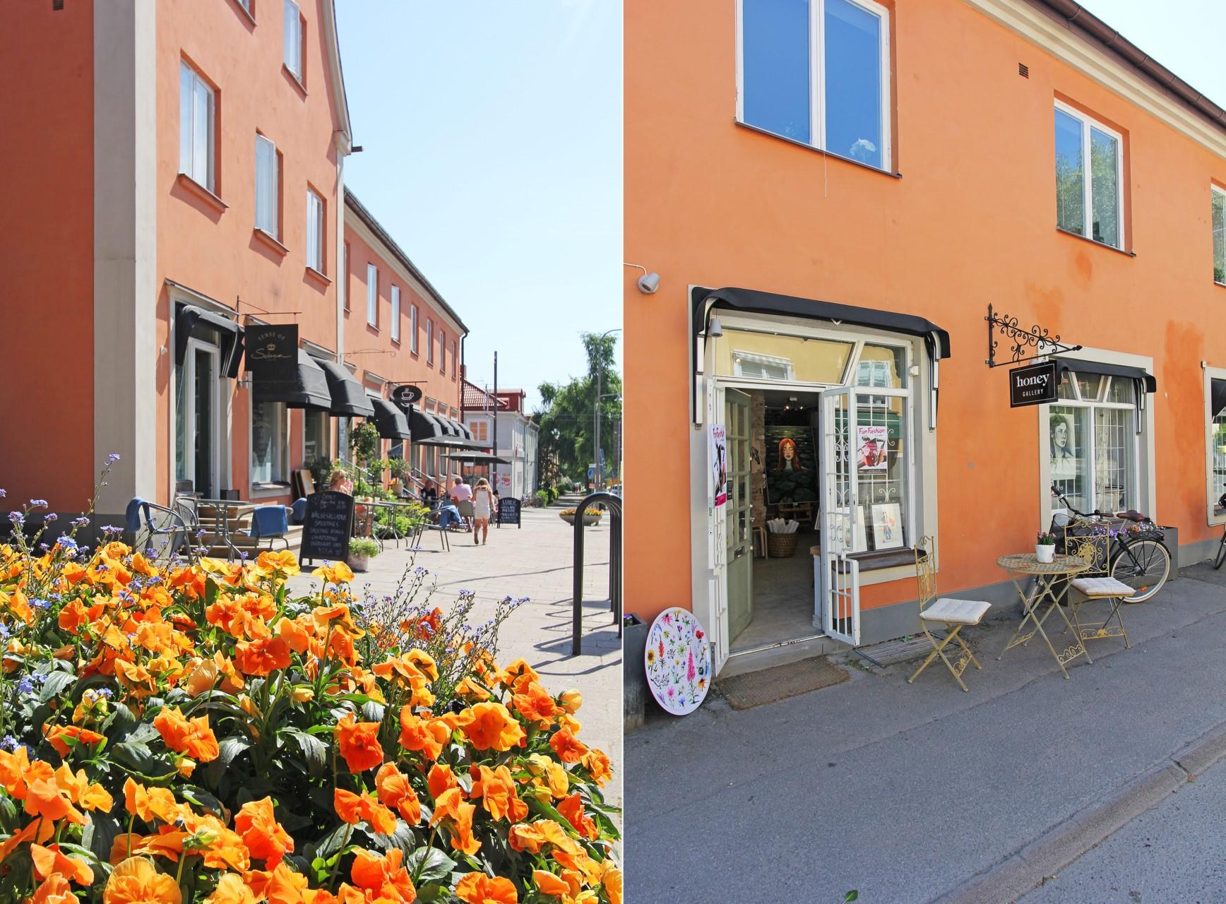 Mysiga Ålstensgatan på promenadavstånd