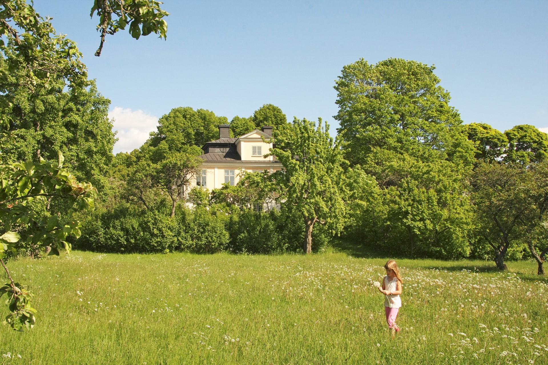 Norra Ängby Slottet