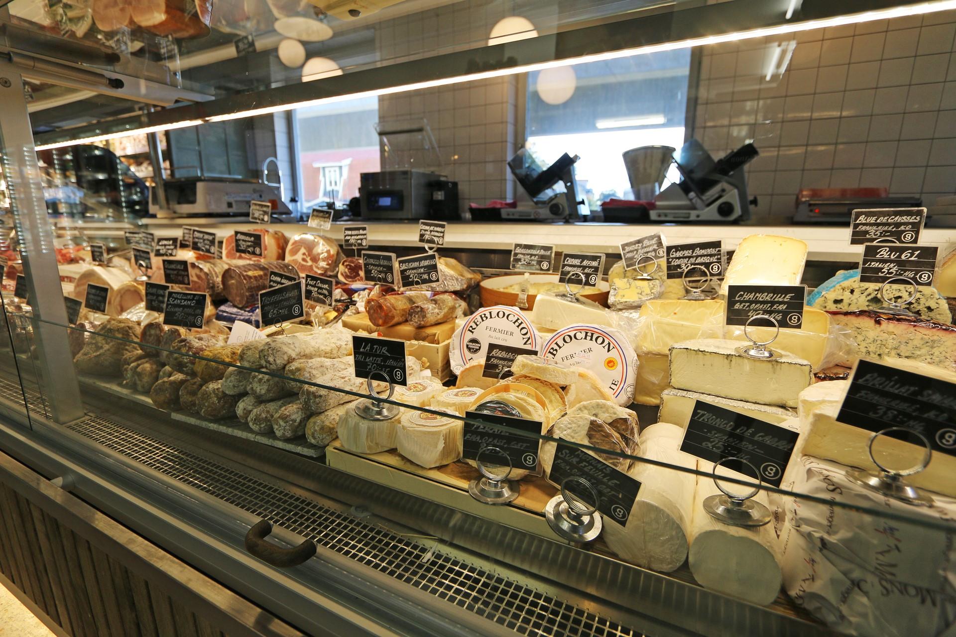 Garpes livsmedelsaffär