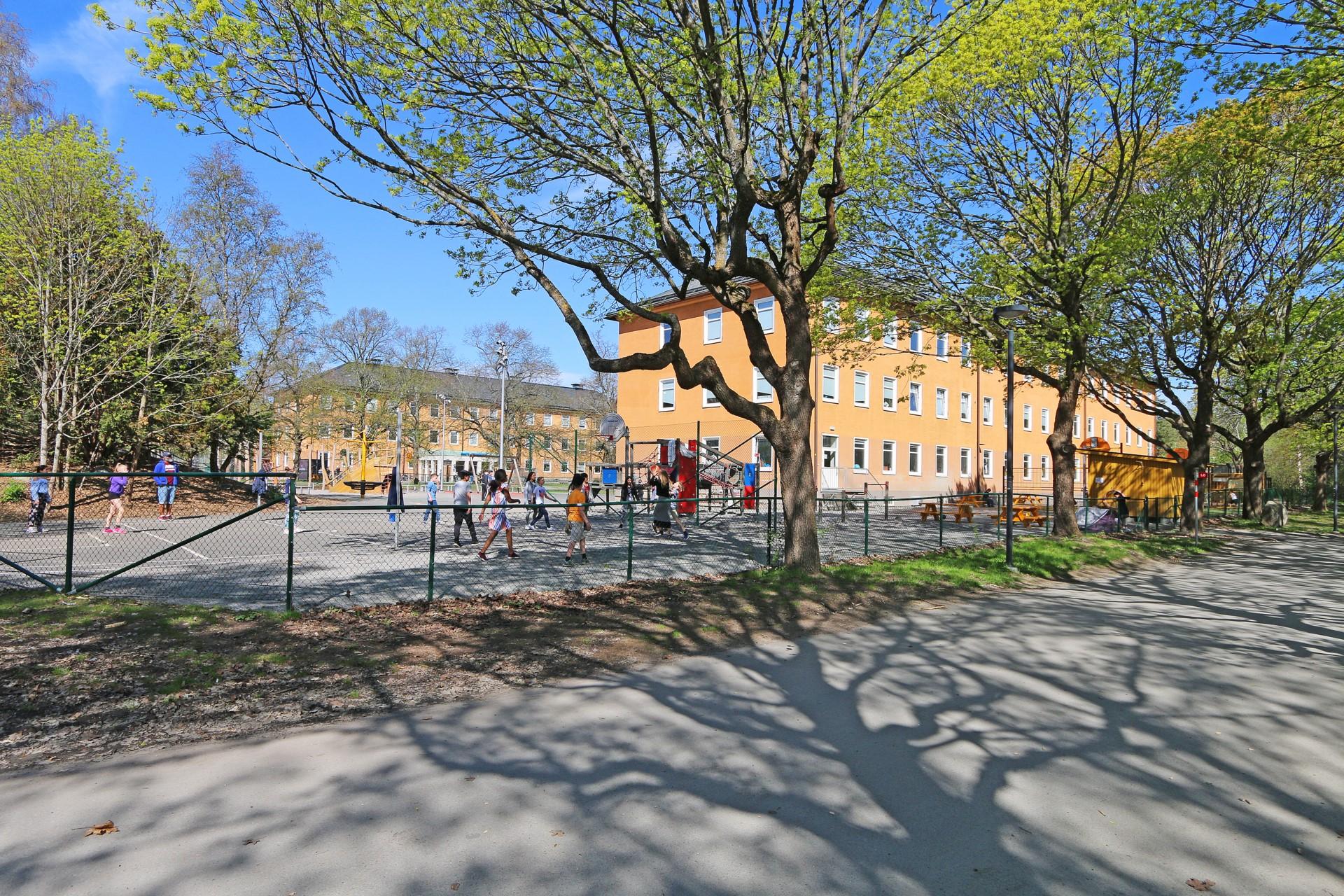 Raoul Wallenbergs skola