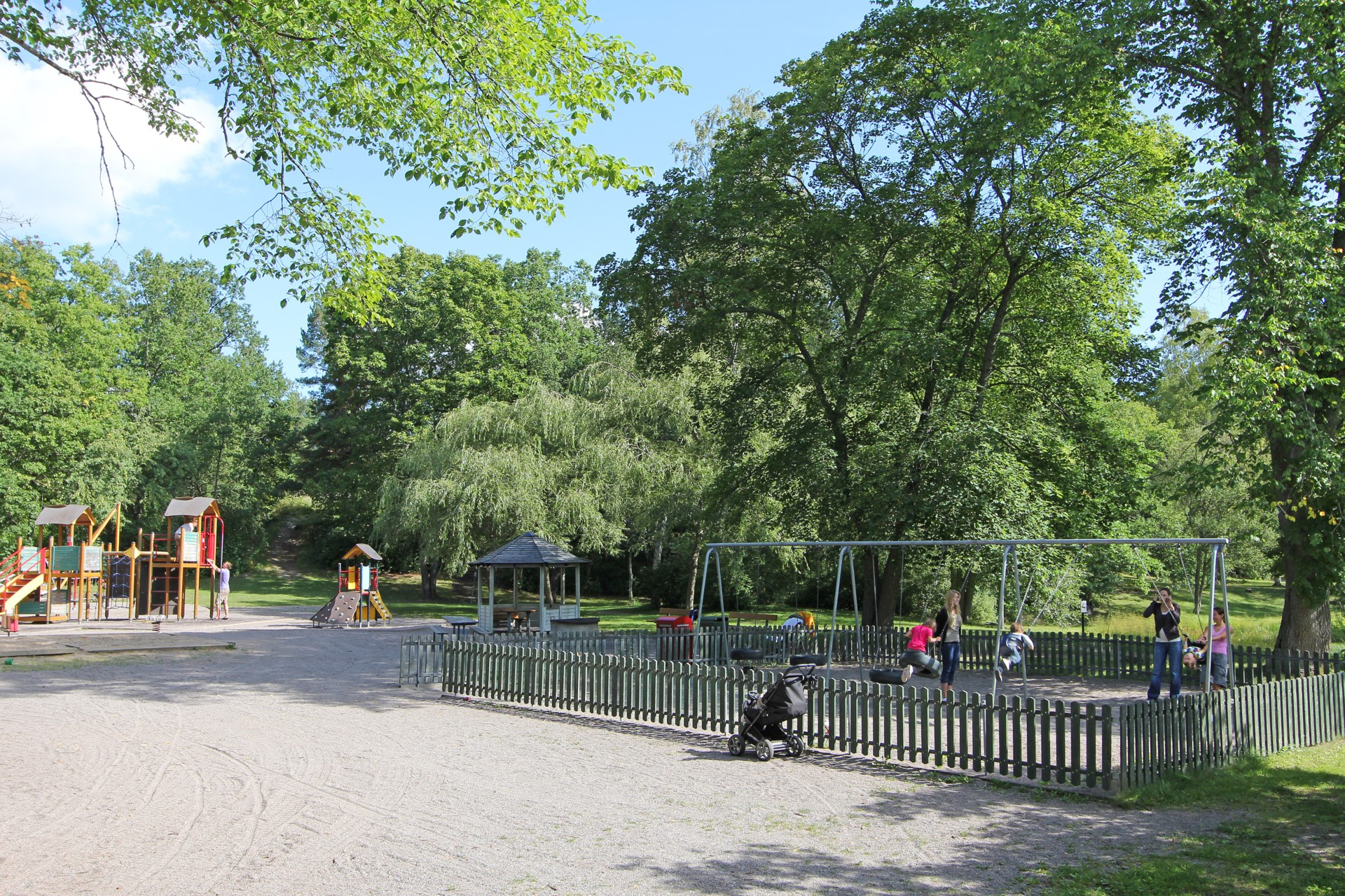 Mysiga Olovslundsparken