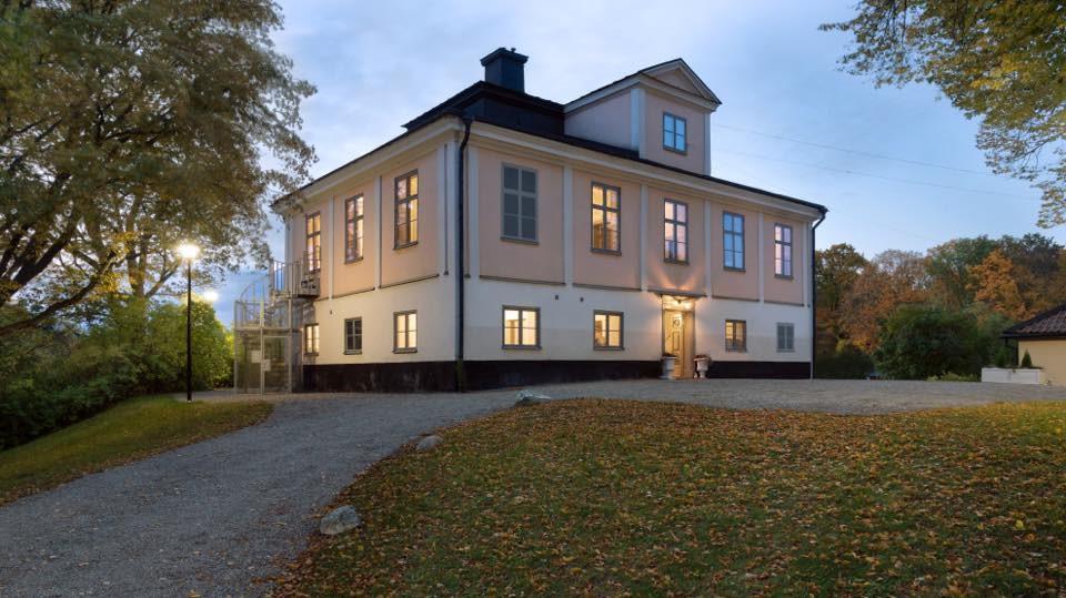 Hemma hos Annika - Ängby Slott