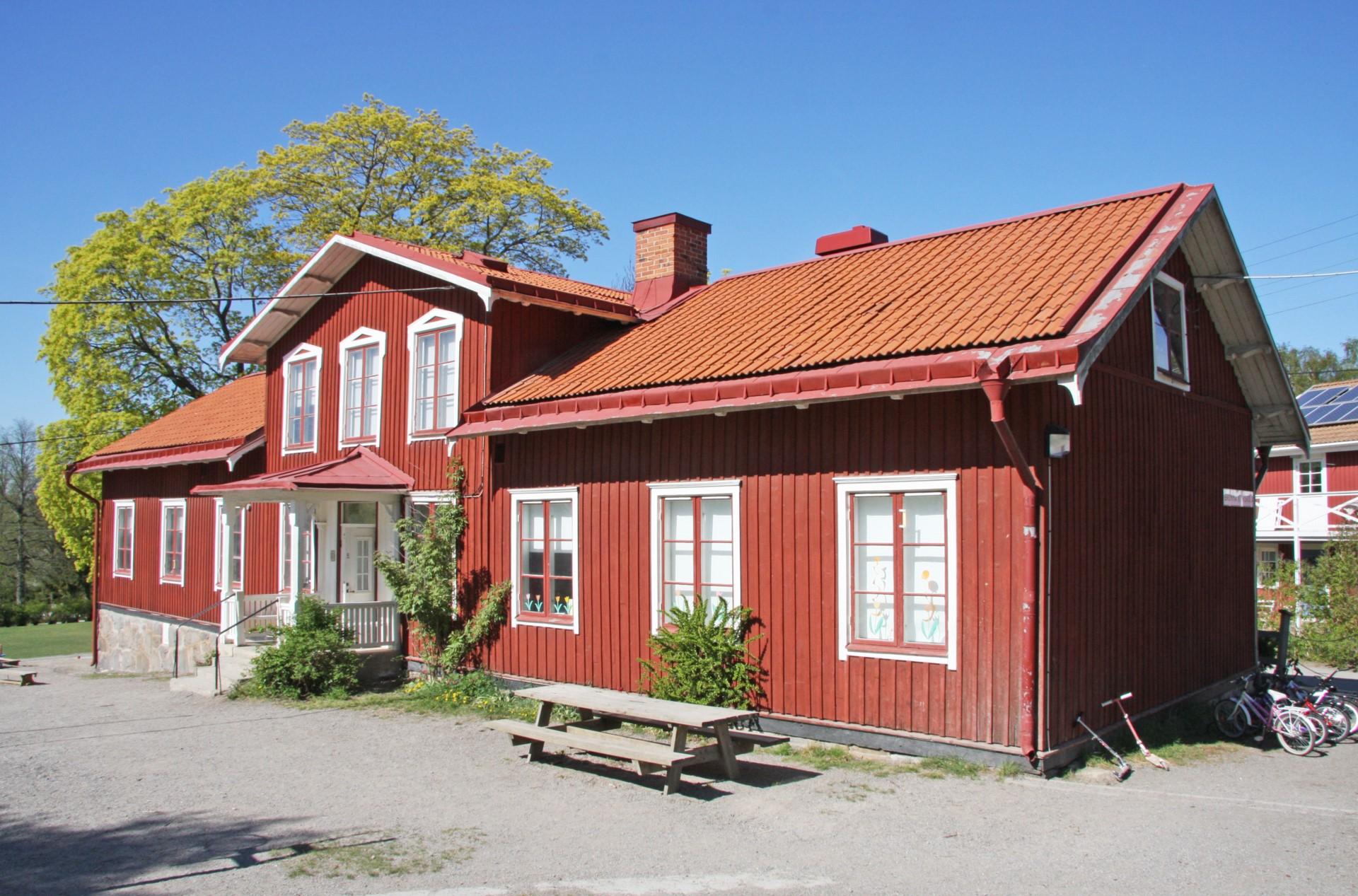 Bromma Kyrka - Kyrkskolan
