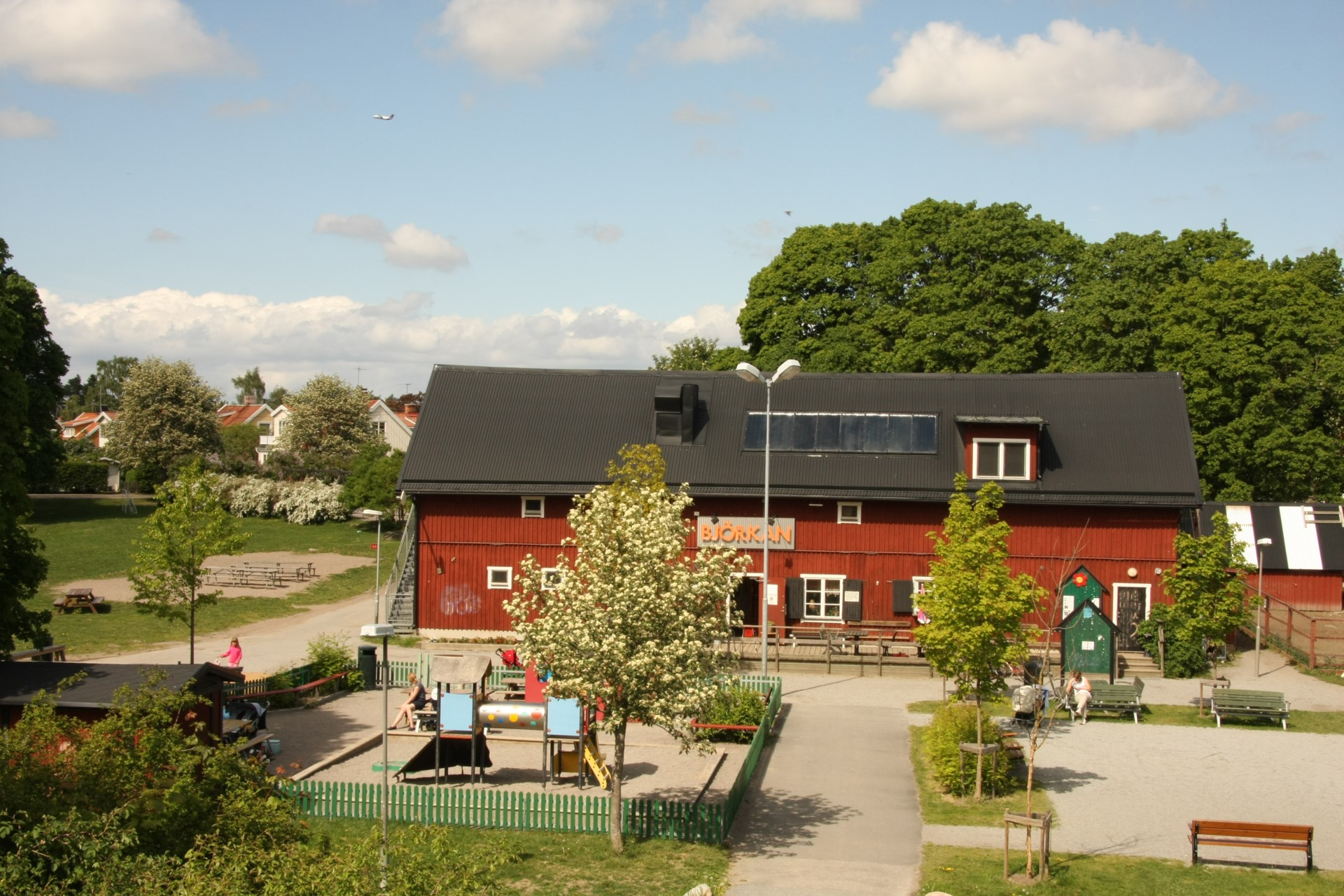 Björklunds Hage