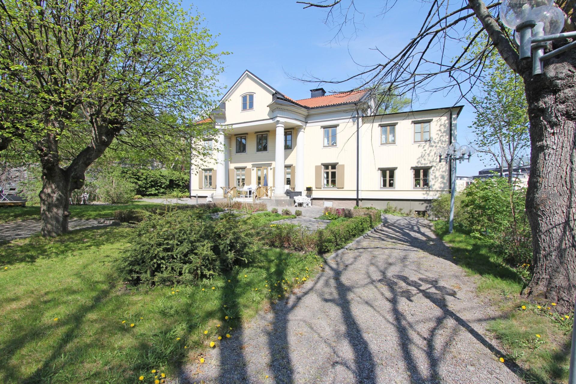 Mariehälls gård