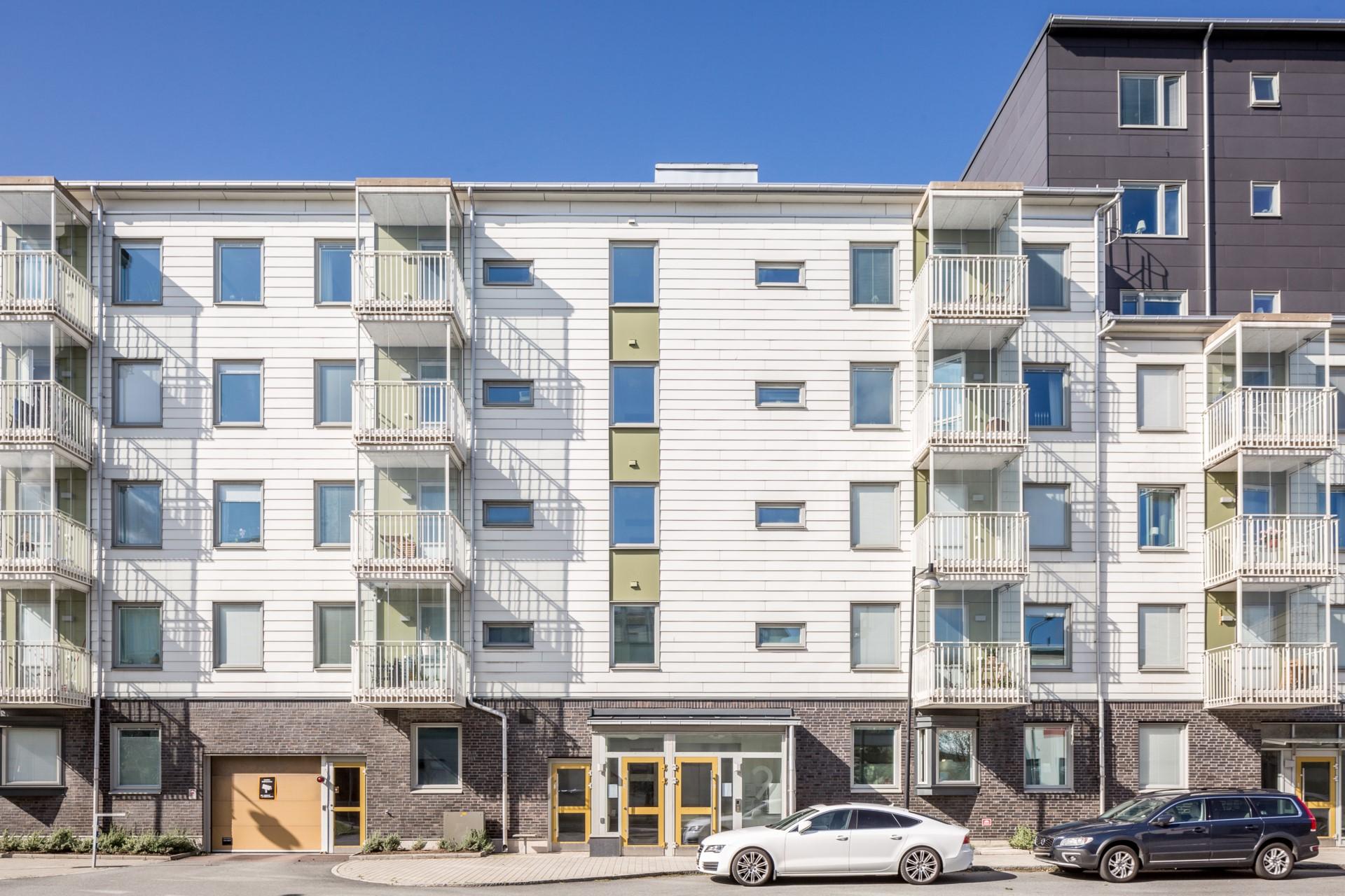 Stenbocksgatan 9-18