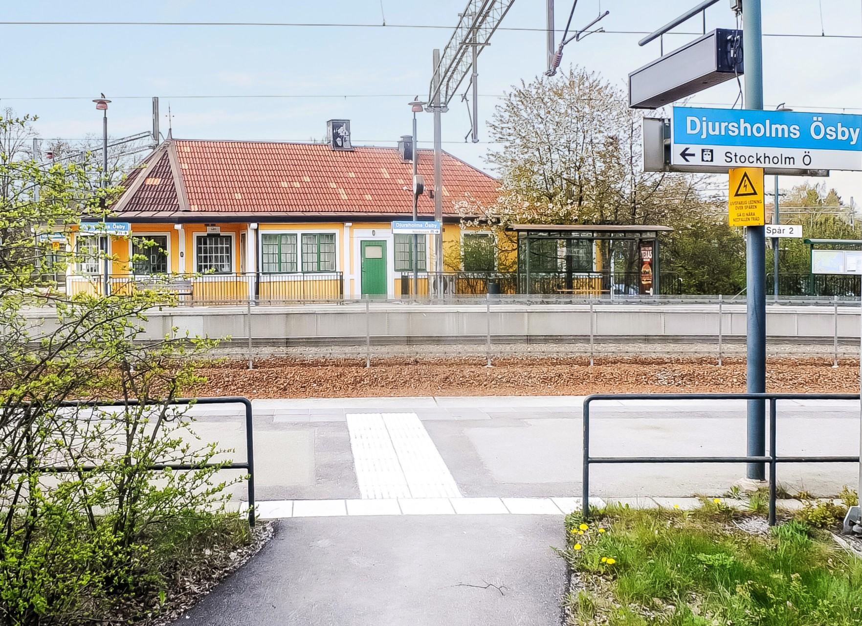 Mot Stockholm Ö/KTH - 9 minuter bort