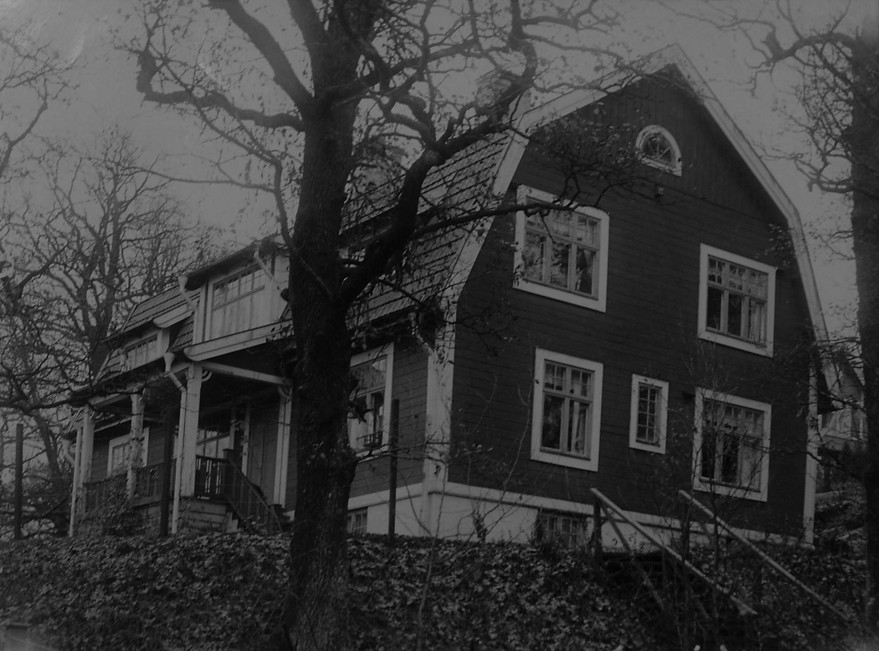 Huset ca år 1910