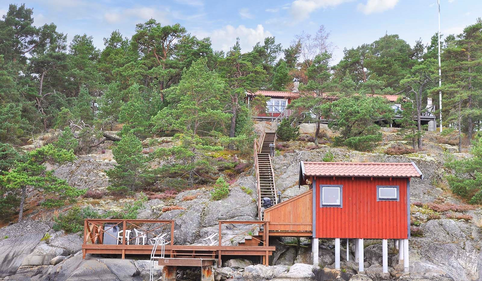 Smådalarö/ Kalvholmen/Gränö - Sjötomt