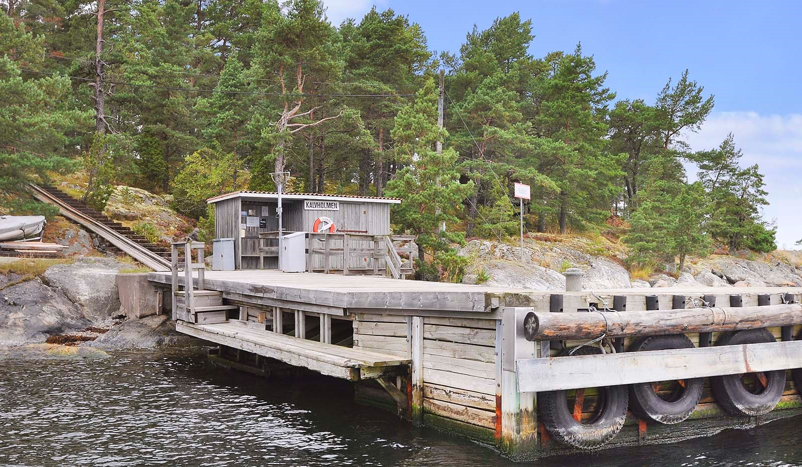 Smådalarö/ Kalvholmen/Gränö - Välkommen till holmen!