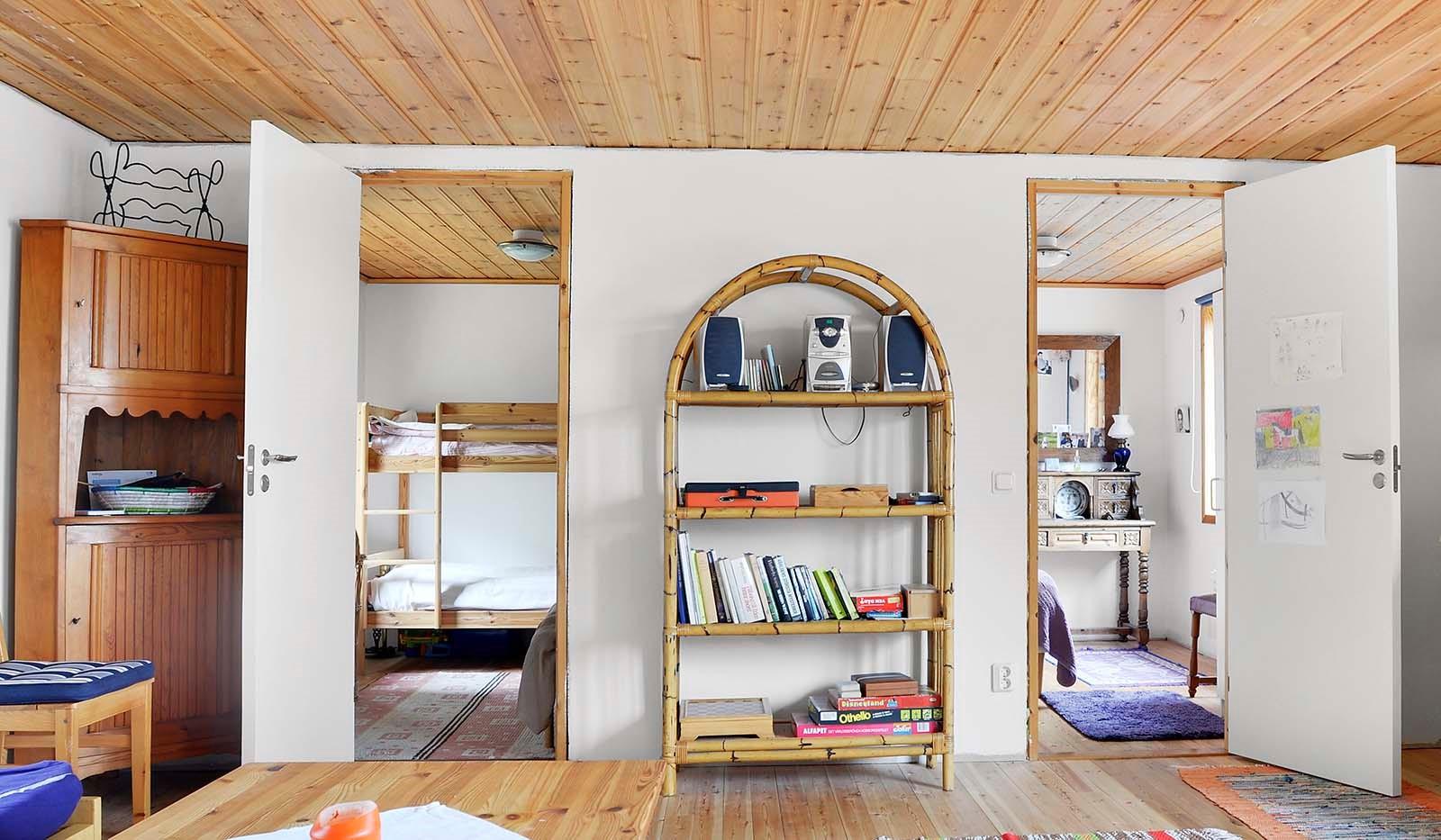 Smådalarö/ Kalvholmen/Gränö - Två sovrum