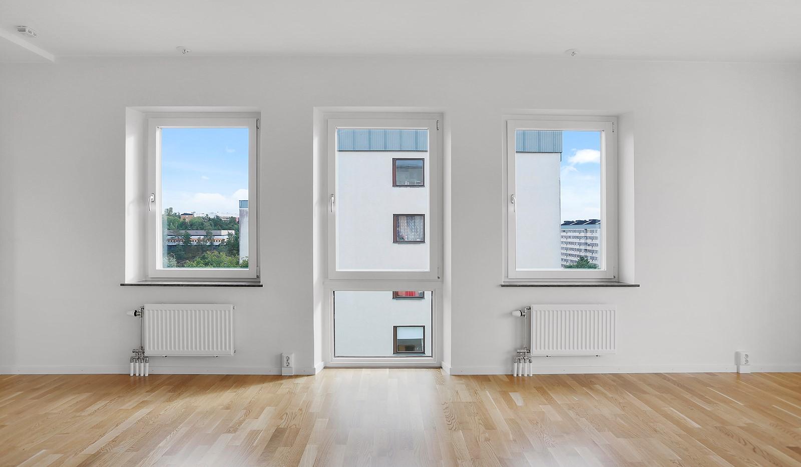 Ålgrytevägen 29B, 6tr - Fin ljusinsläpp fr kök & vardagsrummet