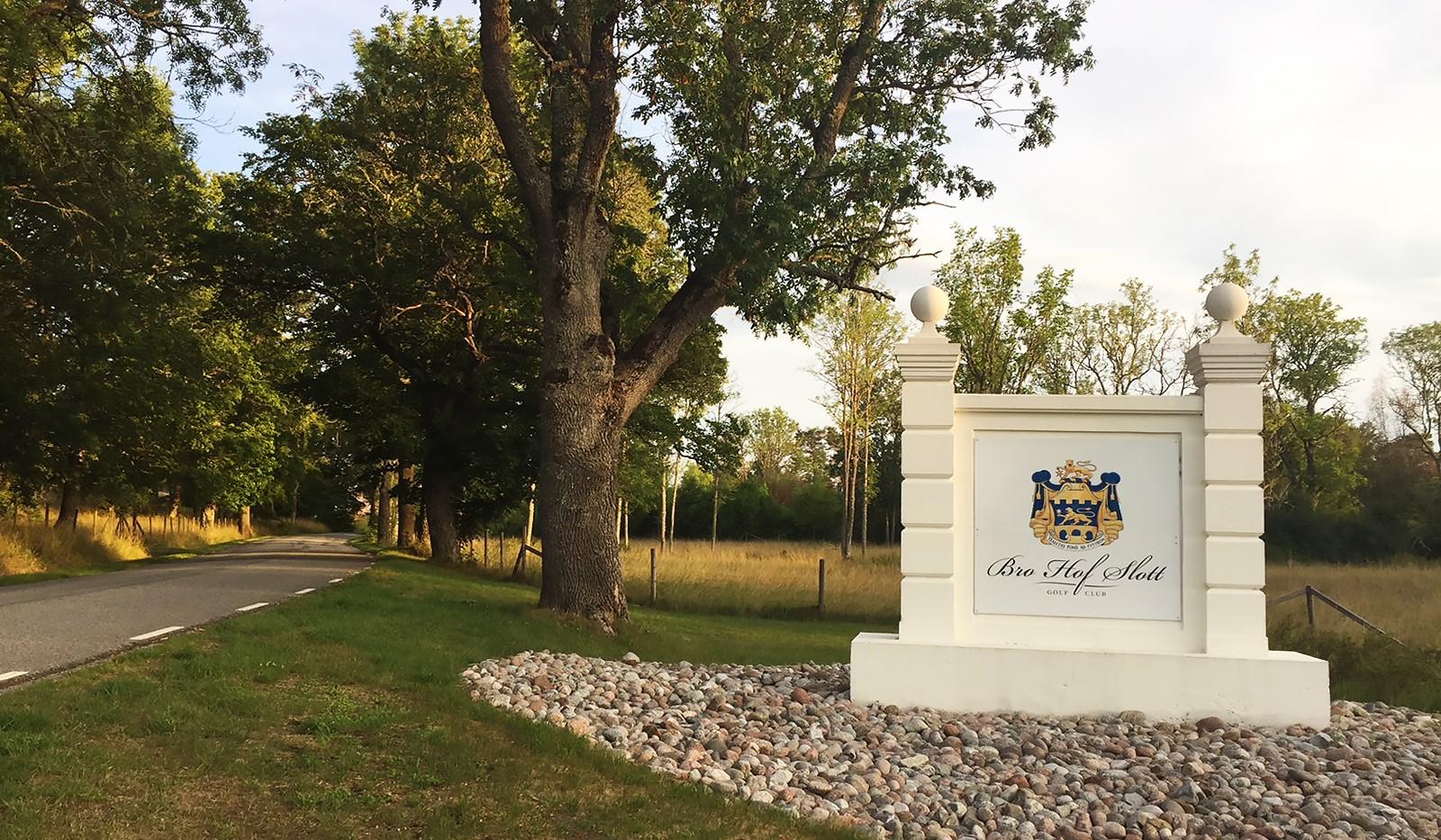 Ringuddsslingan 31 - Bro Hof Slott Golf Club