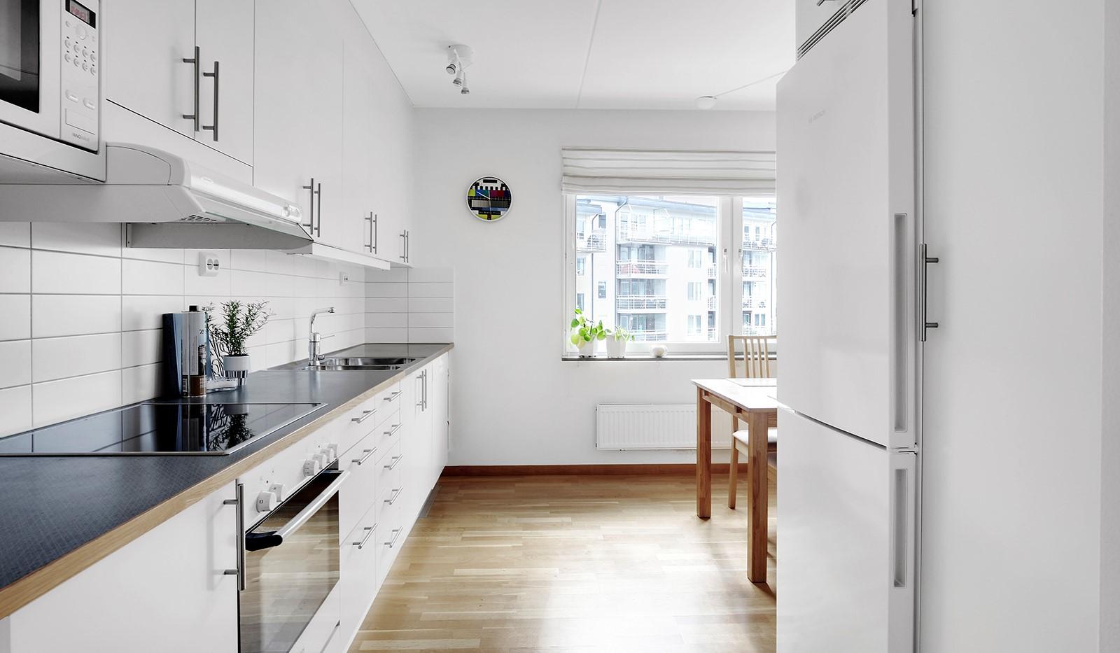 Hildebergsvägen 4, 3 tr - Stilrent kök
