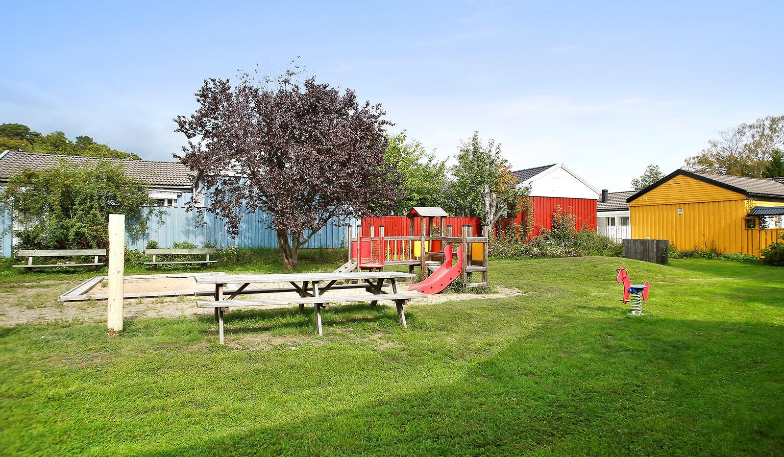 Slagsta Backe 37 - Nära lekplats