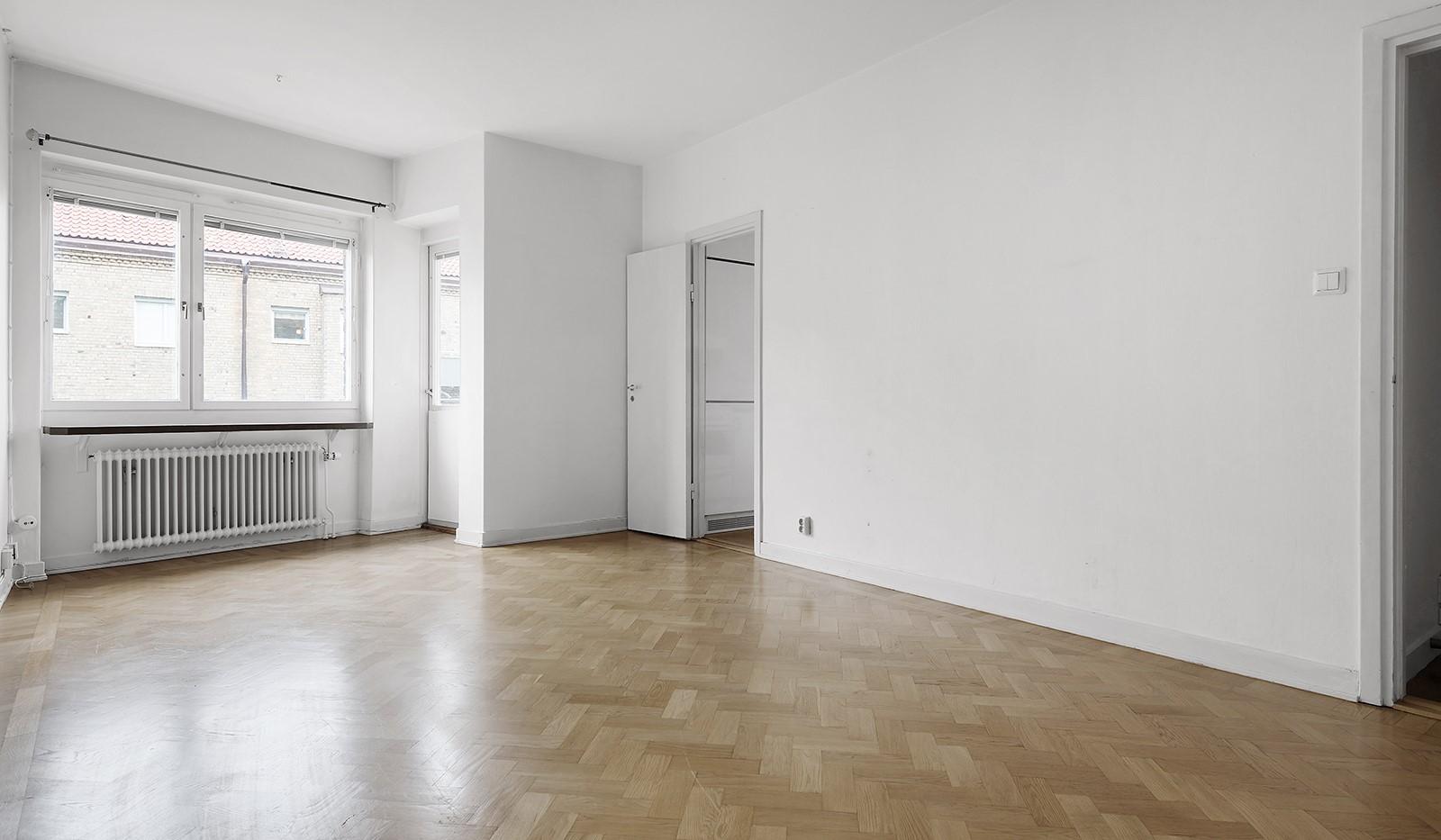 Wennerbergsgatan 6B, 5 tr - Rymligt vardagsrum med plats för matbord