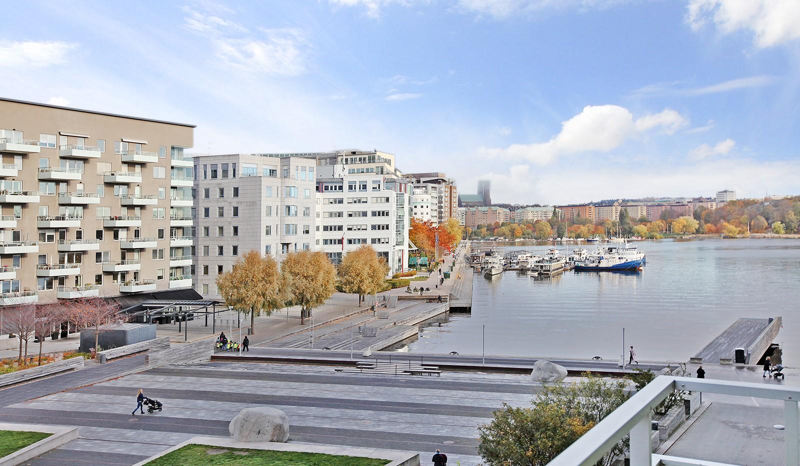 Sjöviksvägen 37, 3 tr - Fantastisk utsikt mot Årstaviken