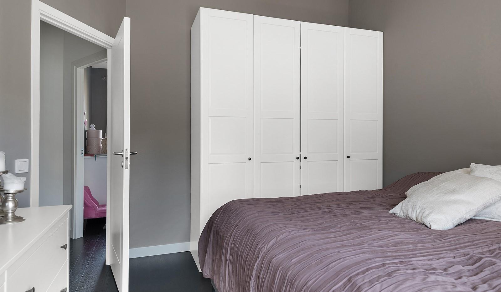 Skansbergsvägen 44D - Master Bedroom