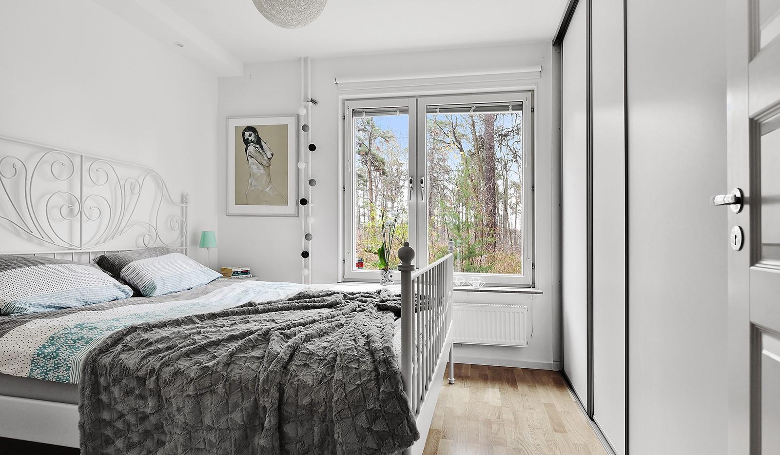 Sturehillsvägen 44, Entréplan - Master bedroom