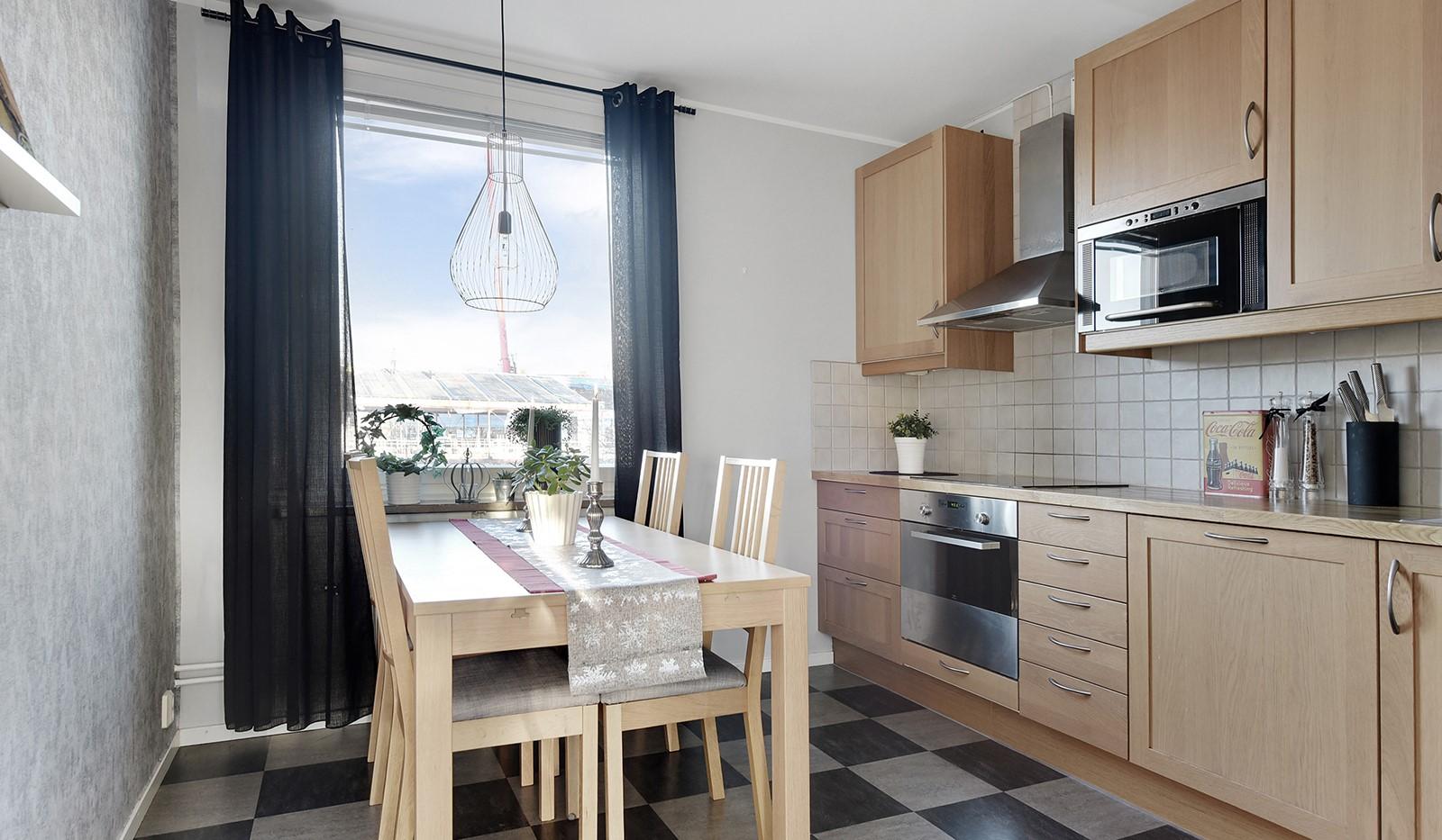 Sandfjärdsgatan 11, 2 tr - Trivsamt kök