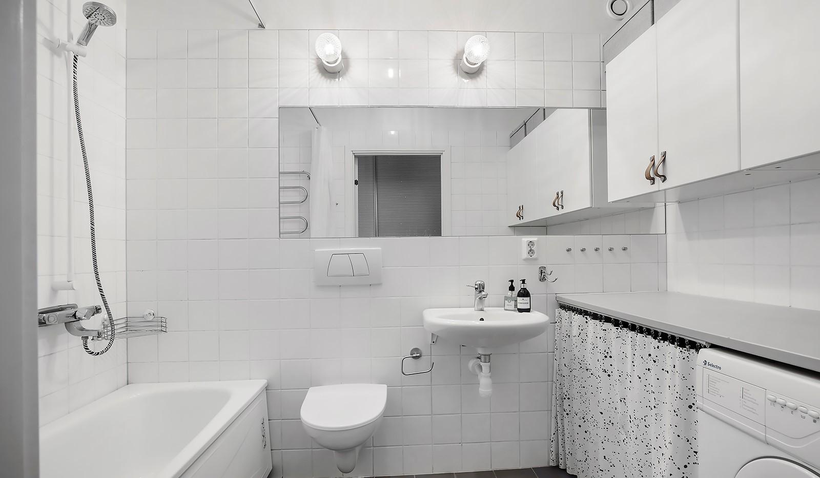 Sickla kanalgata 67, 3 tr - Stilrent och fullt utrustat badrum