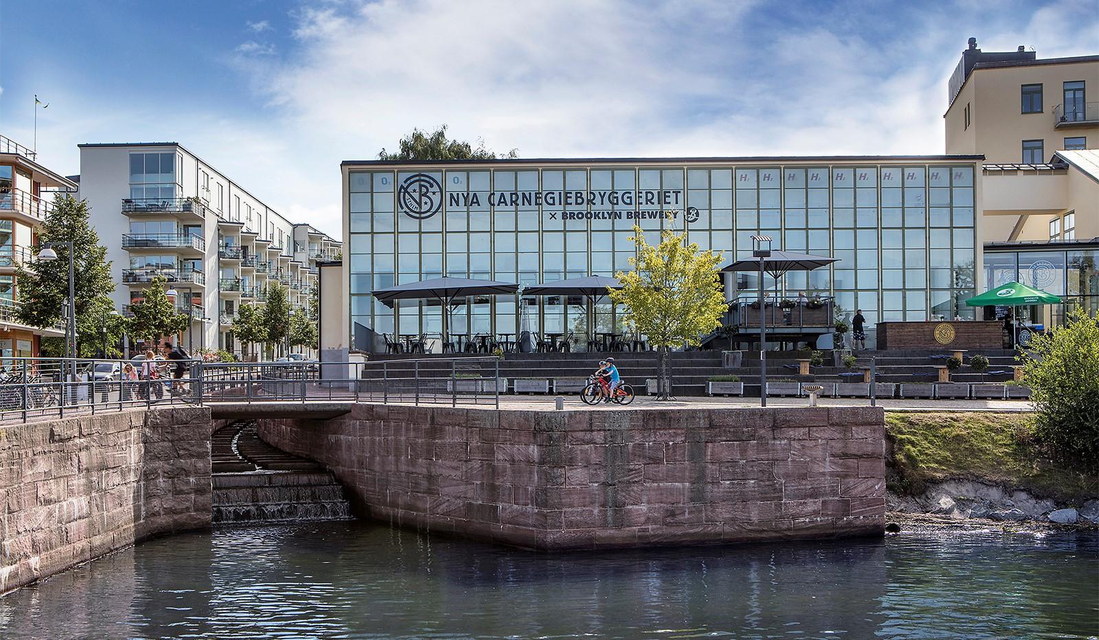 Konvojgatan 1, vån 6 - Områdesbild