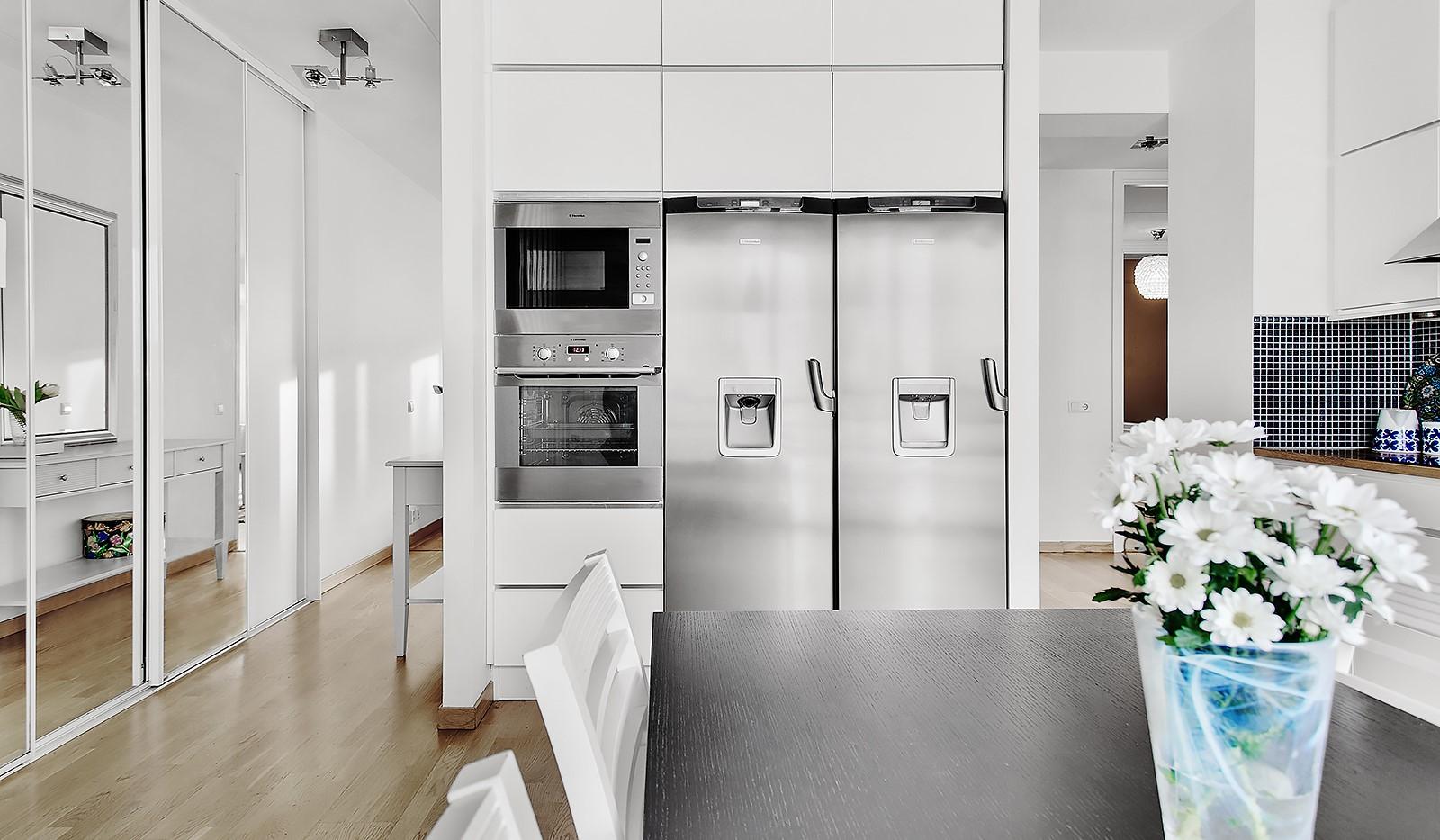 Konvojgatan 1, vån 6 - Köket är fullt utrustat