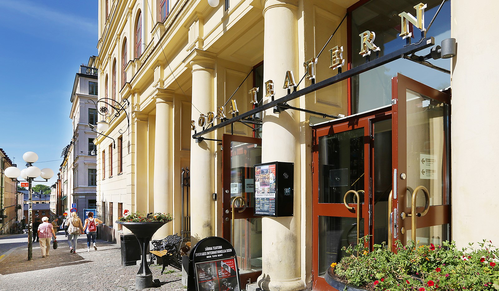 Götgatan 26 - Södra teatern