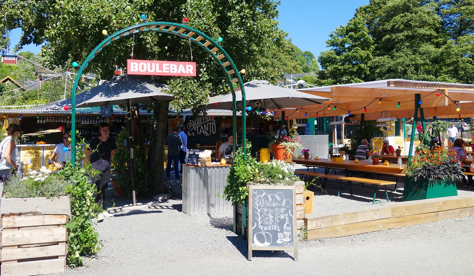 Heleneborgsgatan 38, 6 tr - Boulebar