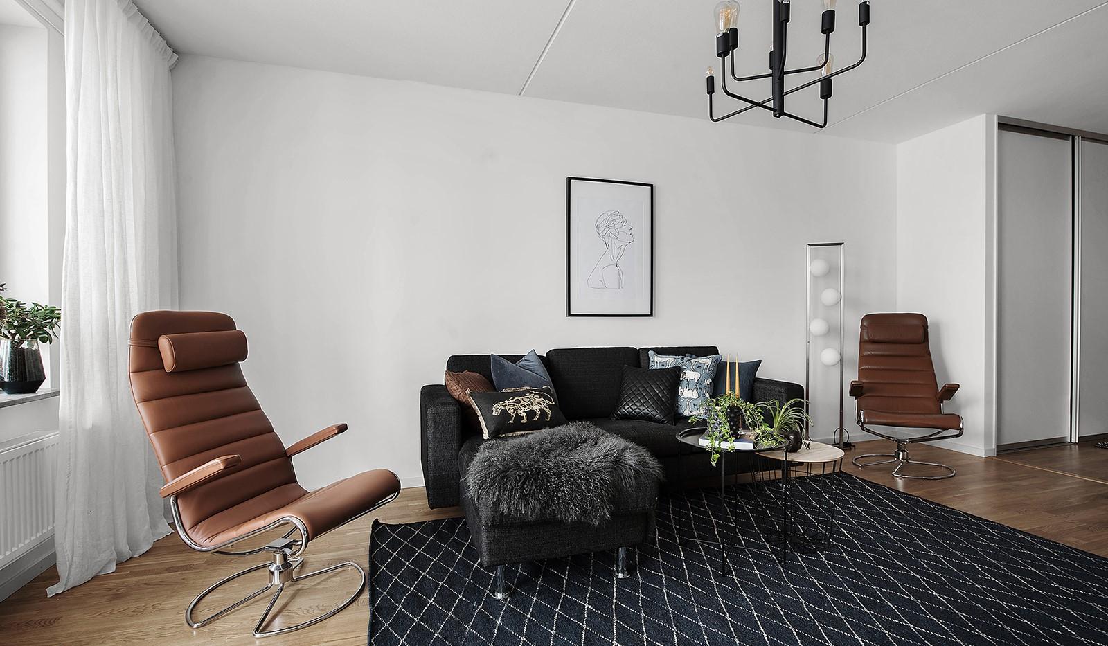 Årgångsgatan 7, 2tr - Lätt att möblera