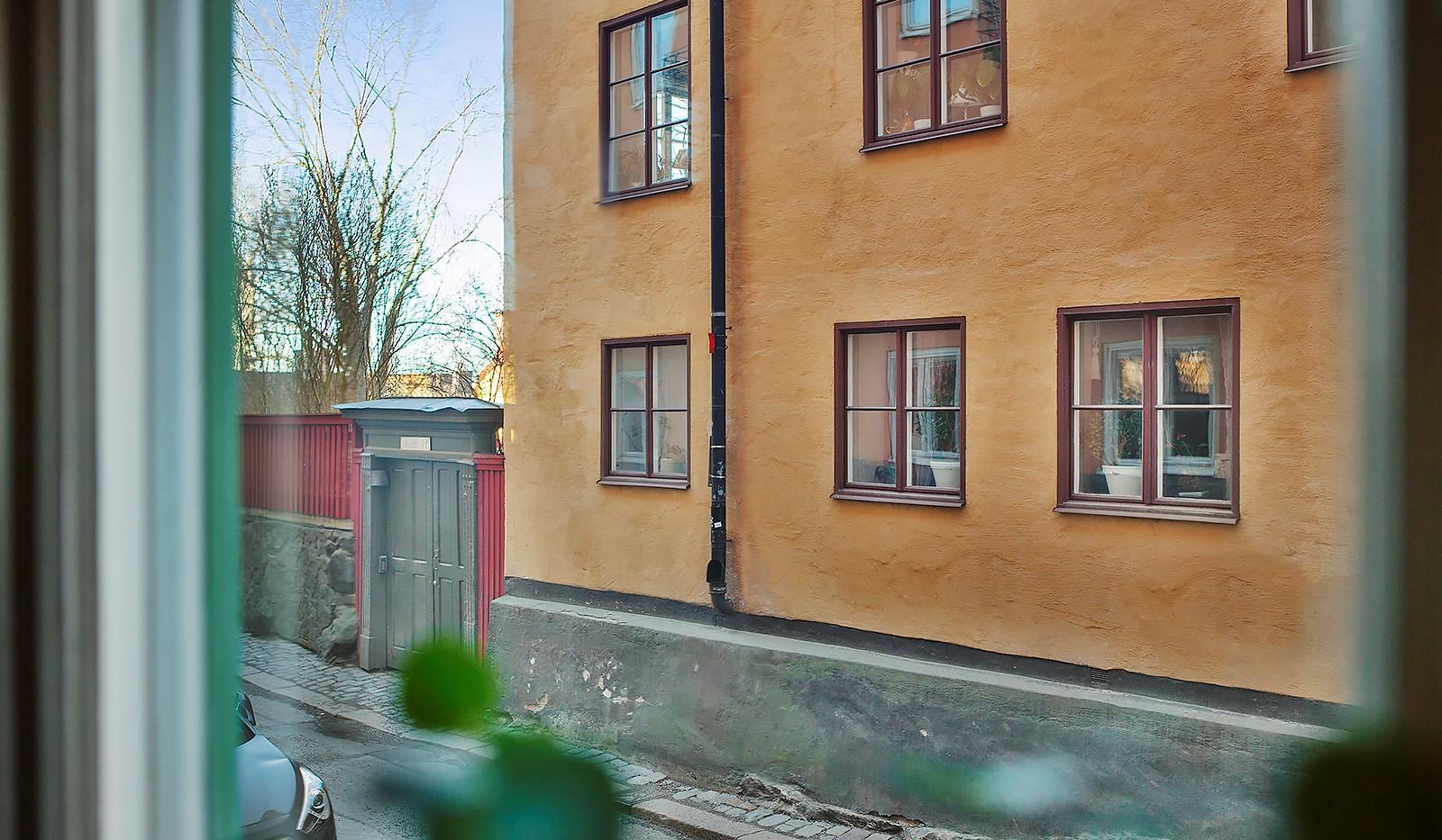 Bastugatan 25 - Kulturarv utanför ditt fönster